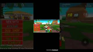 『Roblox』i enjoy playing this game!!! :)