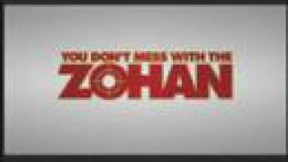 Don't mess with a zohan trailer