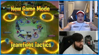 Tyler1 talks about new game mode Teamfight Tactics | New Shaco Baron Trick| LoL Daily Moments Ep 507