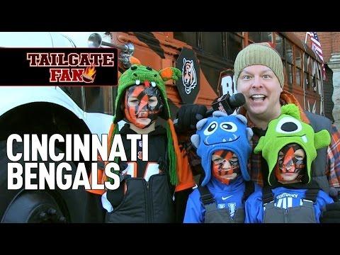 Tailgate Fan: Cincinnati Bengals