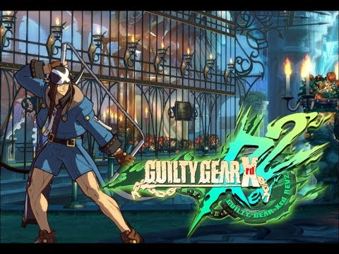 [Guilty Gear Xrd Rev2.1] Axl Low - Parry Combos