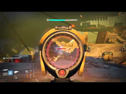 Vex mythoclast after patch pvpusd