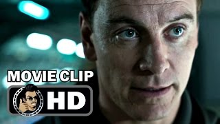 Repeat youtube video ALIEN: COVENANT Movie Clip - Last Supper Prologue (2017) Ridley Scott Sci-Fi Horror Movie HD