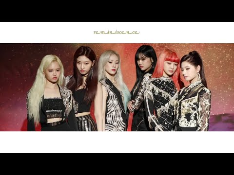 [EVERGLOW] 1ST MINI ALBUM [REMINISCENCE]JACKET MAKING ▶3:40