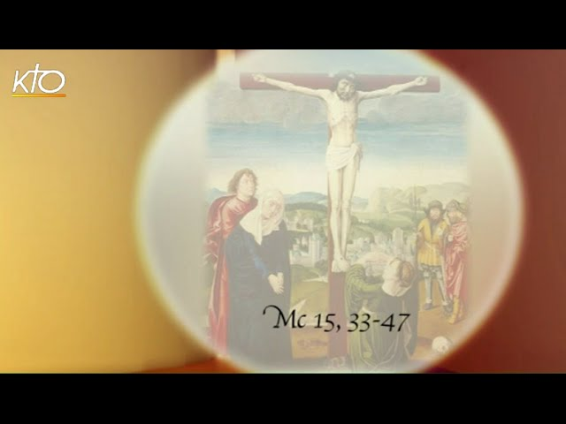 Lévangile de Marc