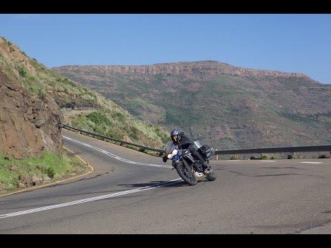 Lesotho, A Motorcycling Paradise