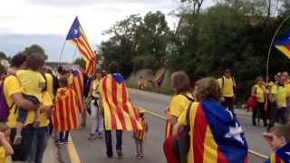 Via Catalana (The Catalan Way)