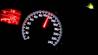Volkswagen Vento speed test hd