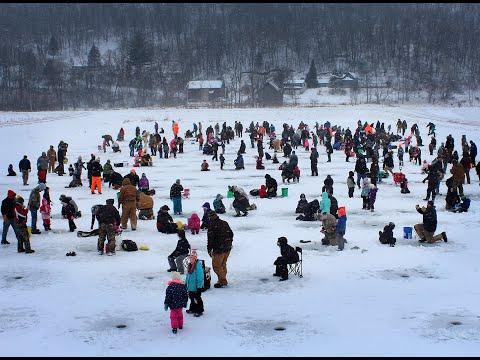 January 2020 - Ice Fishing Events in Wisconsin