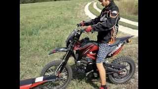 Кроссовые мотоциклы TTR 110 и TTR 125