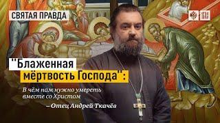 В чём нам нужно умереть вместе со Христом? Протоиерей  Андрей Ткачёв.