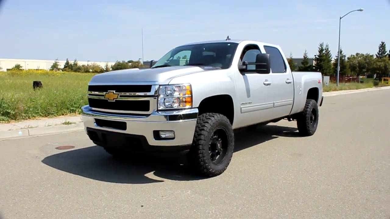 All Chevy 2009 chevy duramax : 2011 Chevy 2500HD Cognito leveling package by NorCalTruck.com ...