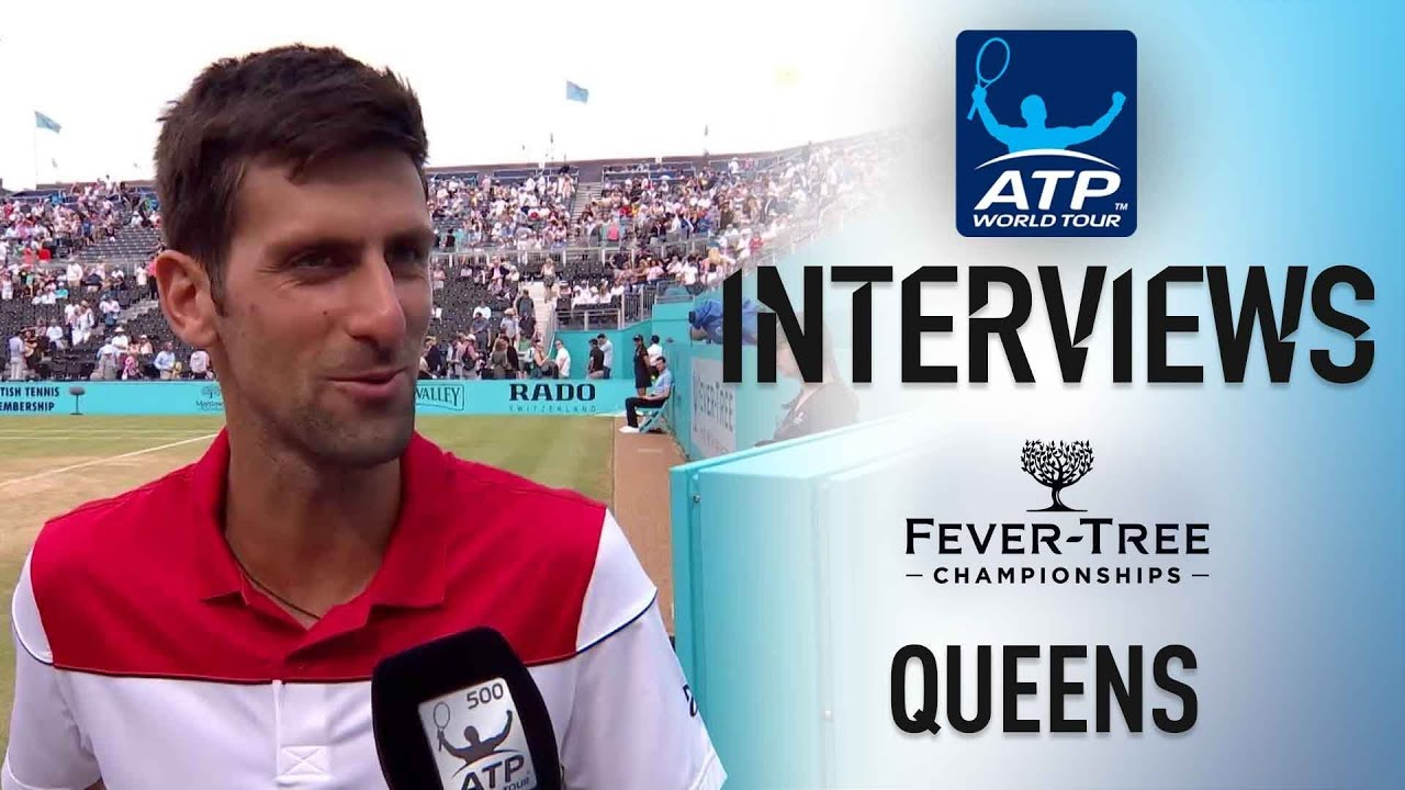 Djokovic Says Queen's Club 2018 SF Win Is A Special Moment