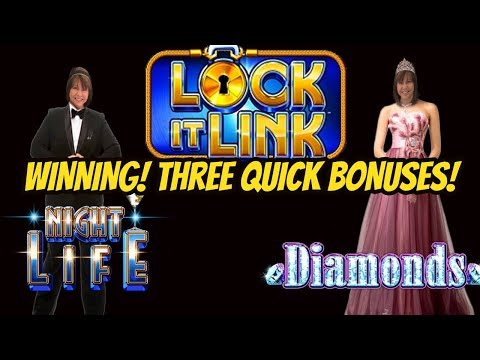 Grand Jackpot Handpay Lock It Link Slot Machine Sh