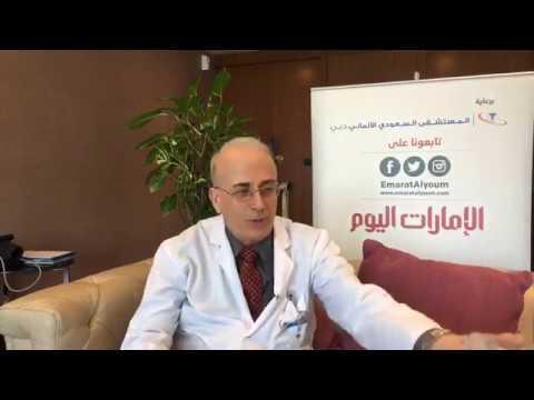 Dr Najib Zeidan Interview on Emaratalyoum