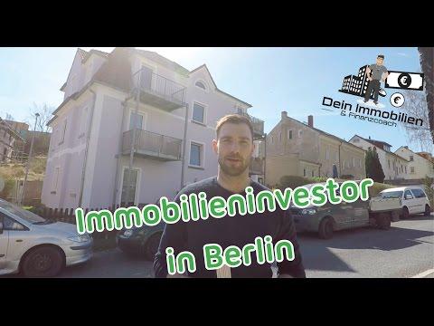 Immobilieninvestor in Berlin
