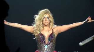 Kesha - Warrior (Brixton Academy London) HD 15.07.13