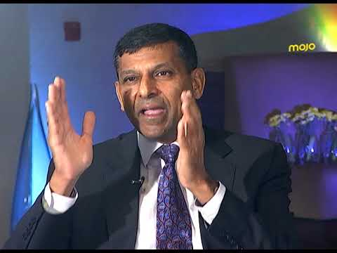 Raghuram Rajan Talks to Barkha Dutt