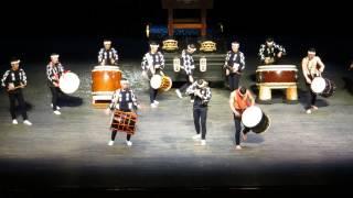 KODO Drummers Encore.