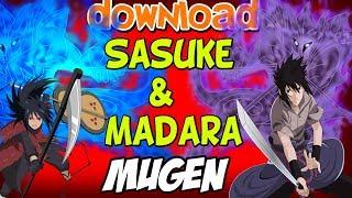 Download Sasuke e Madara Mugen