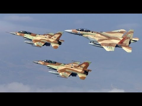 Israel Preparing For War With Iran In Syria
