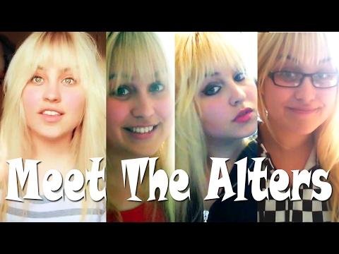 Meet The Alters!   MultiplicityAndMe