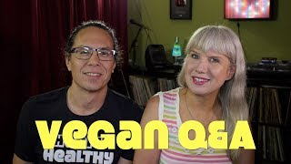 Q&A: Cooked Food Is Addicting? Eating Vegan at School?