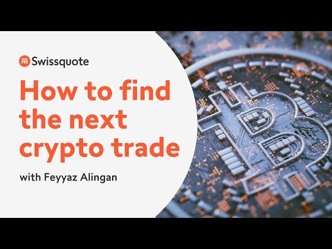How to find the next profitable crypto trade | Swissquote