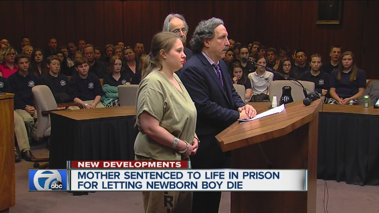 Tyler Hadley sentenced to life without parole - YouTube
