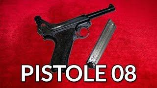 Luger Pistole 08 Gebaut Von Mauser Geschossen Von Mir Let S Shoot 94