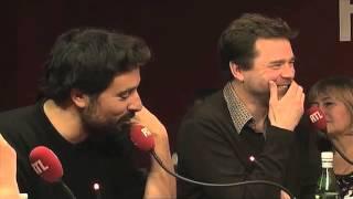 Bruno Salomone et Guillaume de Tonquédec : Les rumeurs du net du 06/11/2012 dans A La Bonne Heure
