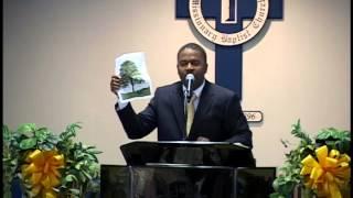 "June 14, 2015, Dr. Tony Boyce, Sermon Entitled, ""Sow Good Seeds"""