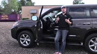 Real First Impressions Video: 2013 Lexus GX 460 SUV