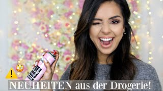 Drogerie Neuheiten und Favoriten ! I Drogerie Haul Winter 2017 I tamtambeauty