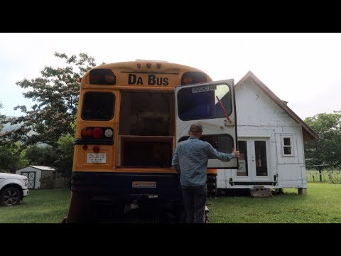 We convert Skoolie Buses for a Living | Blue Ridge Conversions