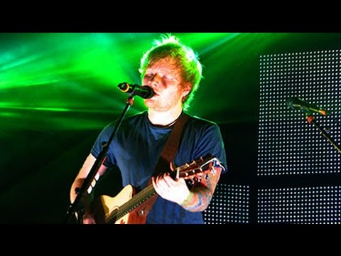 (FULL) ED SHEERAN Concert (Mt. Smart Stadium) COMPILATION NEW ZEALAND 2015