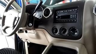 2003-2011 ford f150 fuse box location - youtube  youtube