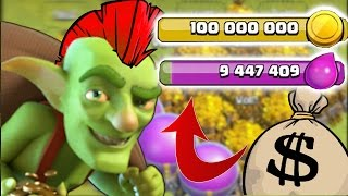 HOW MUCH CAN YOU STEAL FROM LOWER LEVELS?? 😀TOP STOLEN LOOT TROLLS🔸CLASH OF CLANS