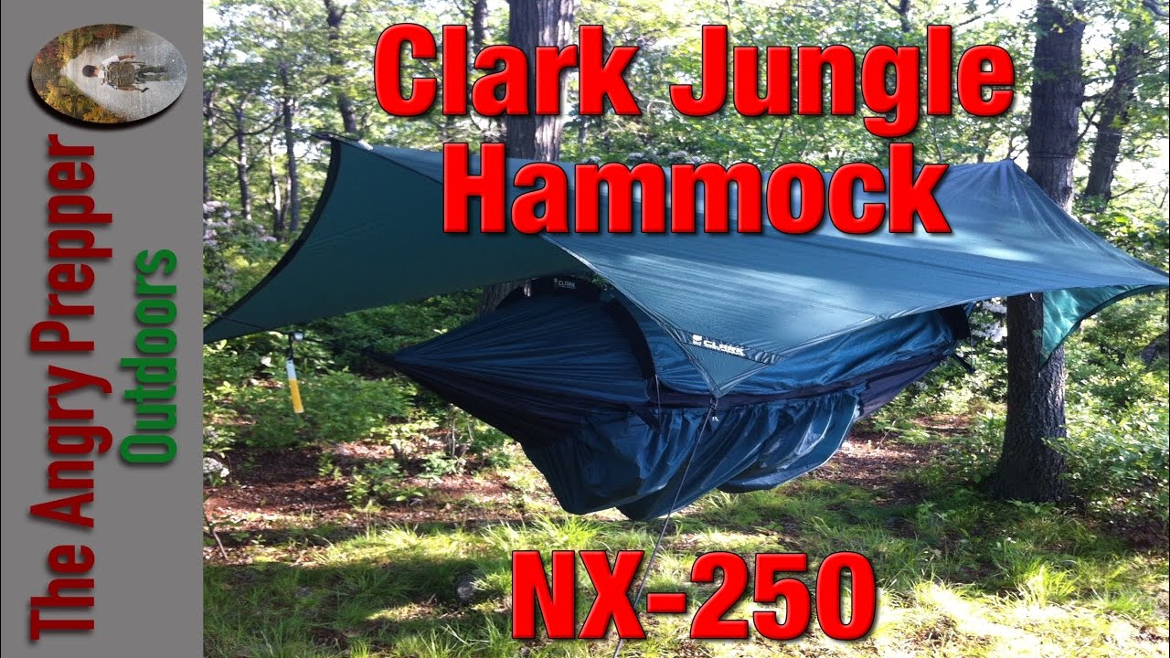 gear review  clark jungle hammock nx 250  re posted  gear review  clark jungle hammock nx 250  re posted    youtube  rh   youtube