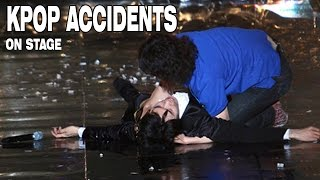 SHOCKING KPOP ACCIDENTS & FAILS