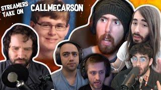 Streamers' Take on CallMeCarson's Allegations