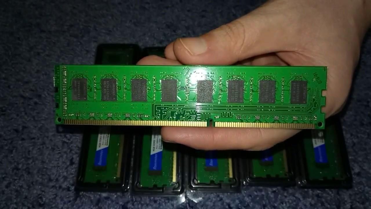 Оперативная память для ноутбука Аcer Aspire 5755g Kingston ddr3 .