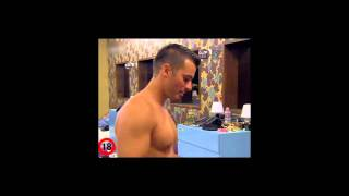 VV4  Sexy Naked Guy In Hungarian Reality Show