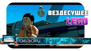 видео Скачать LEGO Star wars: The force awakens бесплатно на Андроид