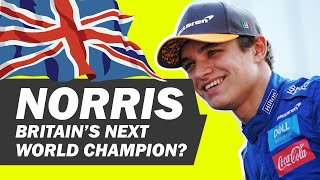 Could Lando Norris be a future world champion?
