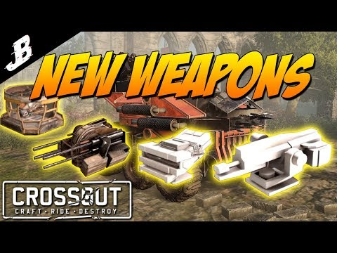 New Weapons Leak From Asian Server, Relics, Legendary Weapons And More....