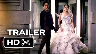 The Hunger Games: Catching Fire - Atlas Trailer (2013) - Jennifer Lawrence Movie HD