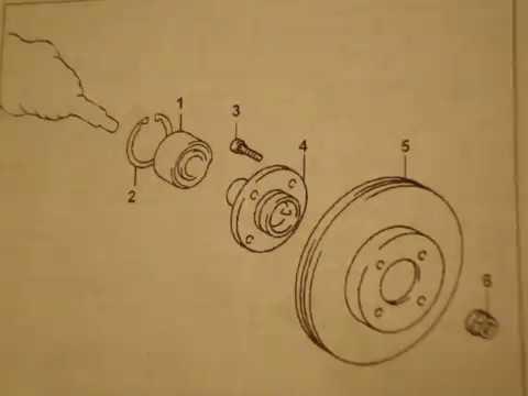 Шум,гул,центрифуга после 30-40 км/ч,ступичный подшипник! Филдер(Fielder)