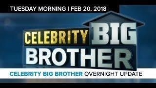 Celebrity Big Brother  Overnight Update Podcast  Feb 20 2017