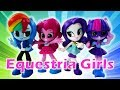 NEW My Little Pony Equestria Girls Minis Doll Vinyl Figures
